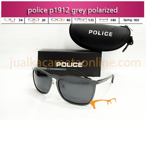 Kacamata Police P1912 Grey Polarized
