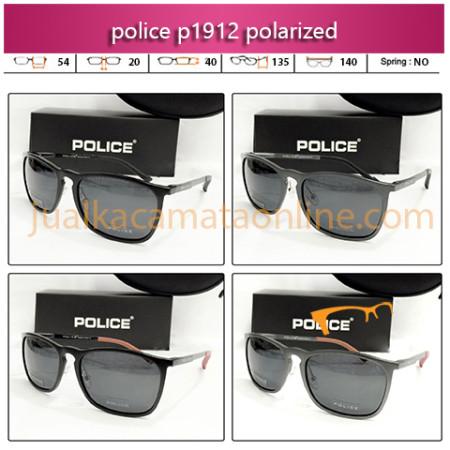 Kacamata Police P1912 Polarized Terbaru