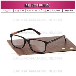 Model Frame Kacamata Nike 7231 Tortoise
