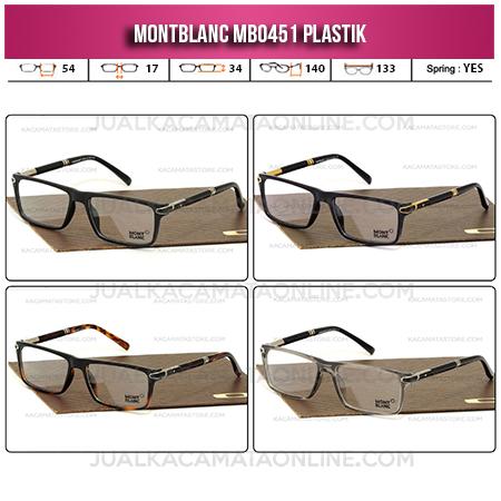Jual Frame Kacamata Montblanc MB0451 Terbaru