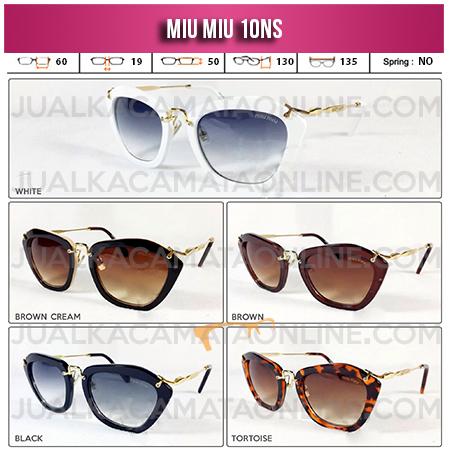 Jual Kacamata Wanita Miu Miu 10NS Terbaru 2015