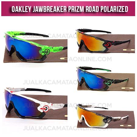 Jual Kacamata Oakley Jawbreaker Prizm Road Polarized Terbaru