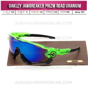 Harga Kacamata Oakley Jawbreaker Uranium