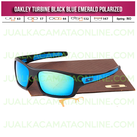 Kacamata Oakley Turbine Terbaru