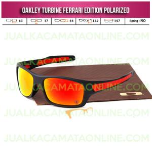 Jual Kacamata Oakley Turbine Ferrari Edition