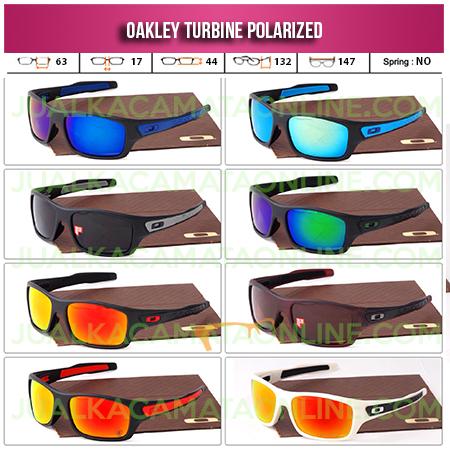 Jual Kacamata Oakley Turbine Polarized Terbaru