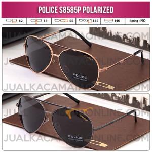 Jual Kacamata Police S8585P Polarized Terbaru