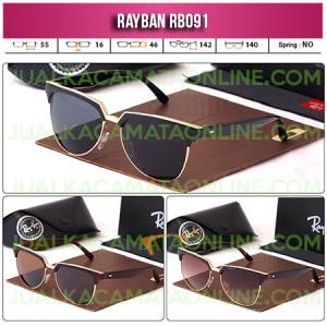 Jual Kacamata Rayban RB091 Terbaru