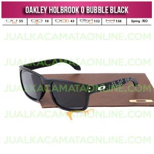 Harga Kacamata Oakley Holbrook Bubble Black Fire