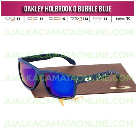 Jual Kacamata Oakley Holbrook Bubble Blue
