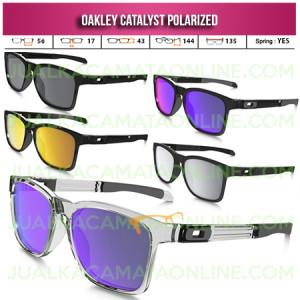 Jual Kacamata Oakley Catalyst Polarized Terbaru