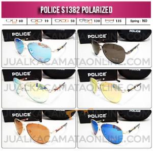 Jual Kacamata Police S1382 Polarized Terbaru