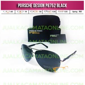 Jual Kacamata Porsche Design P8752 Black
