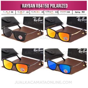 Jual Kacamata Rayban RB4150 Polarized