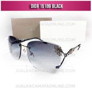 Harga Kacamata Wanita Terbaru Dior 15189 Black