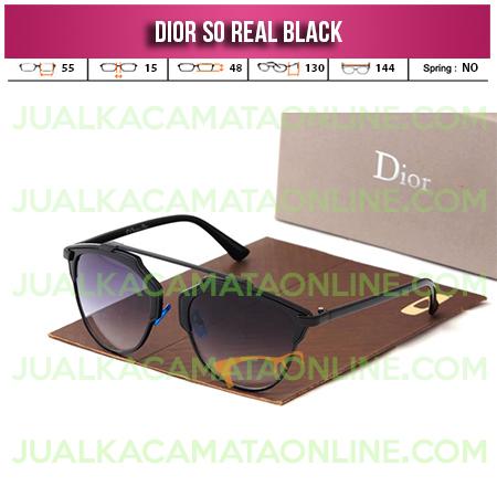 Jual Kacamata Wanita Dior So Real Black