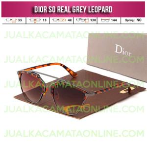 Toko Kacamata Wanita Dior So Real Grey Leopard