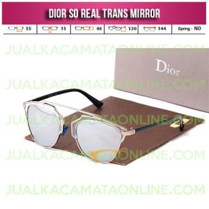 Harga Kacamata Wanita Dior So Real Trans Mirror
