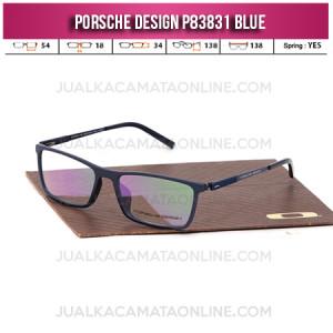 Harga Frame Kacamata Baca Porsche Design P83831 Blue