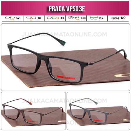 Jual Frame Kacamata Baca Prada VPS03E Terbaru