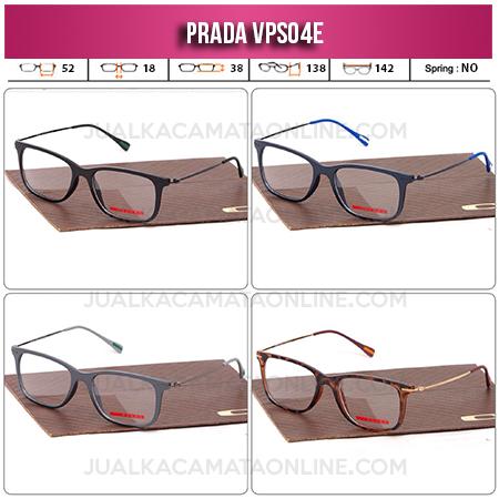 Jual Frame Kacamata Baca Prada VPS04E Terbaru