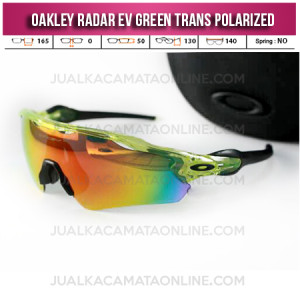 Model Kacamata Oakley Radar Evolution Green