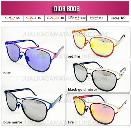 Jual Kacamata Wanita Dior 8008 Terbaru
