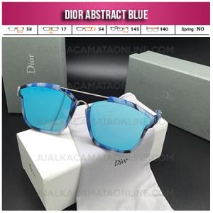 Jual Kacamata Wanita Dior Abstract Blue