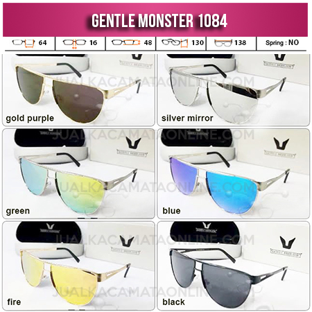 Jual Kacamata Gentle Monster 1084 Polarized Unisex Terbaru