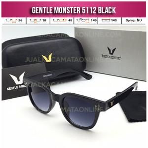 Harga Kacamata Gentle Monster 5112 Black
