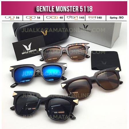 Jual Kacamata Gentle Monster 5118 Terbaru