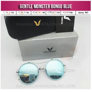 Harga Kacamata Gentle Monster Bongo Blue