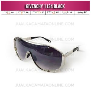 Harga Kacamata Wanita Givenchy 1134 Black