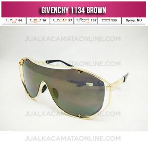 Grosir Kacamata Wanita Givenchy 1134 Brown