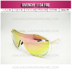 Toko Kacamata Wanita Givenchy 1134 Fire