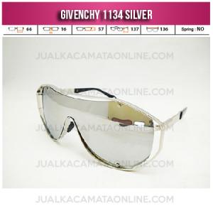 Jual Kacamata Wanita Givenchy 1134 Silver