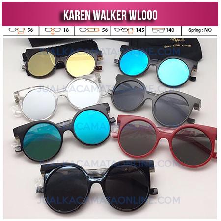 Jual Kacamata Karen Walker WL000 Terbaru