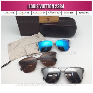Jual Kacamata Louis Vuitton LV2384 Silver