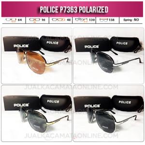 Jual Kacamata Police P7363 Polarized Terbaru
