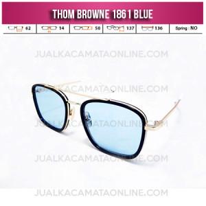Grosir Kacamata Thom Browne TH 1861 Blue