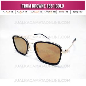 Model Kacamata Thom Browne TH 1861 Gold