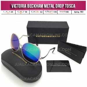 Jual Kacamata Victoria Beckham Square Metal Drop Tosca