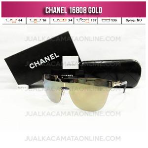 Model Kacamata Wanita Chanel Terbaru 16808 Gold