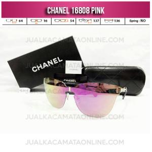 Kacamata Wanita Chanel Terbaru 16808 Pink