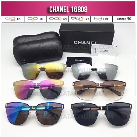 Jual Kacamata Wanita Chanel Terbaru 16808