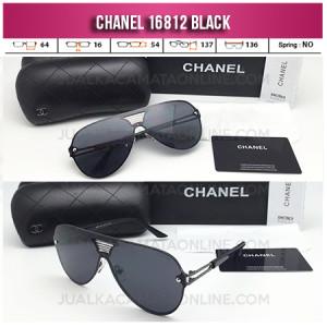 Grosir Kacamata Wanita Chanel Terbaru 16812 Black