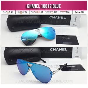 Harga Kacamata Wanita Chanel Terbaru 16812 Blue