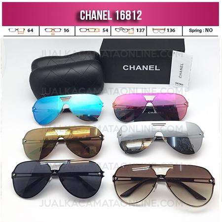 Jual Kacamata Wanita Chanel Terbaru 16812