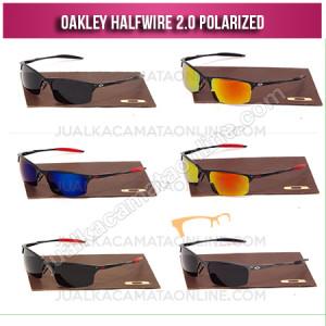 model jual kacamata oakley terbaru halfwire jual kacamata online