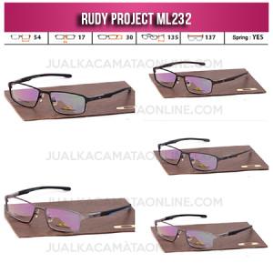Jual Frame Kacamata Terbaru Rudy Project ML232